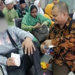 KJRI Jeddah Pulangkan WNIO Penderita Penyakit Berat Berasal Dari Indramayu Jawa Barat