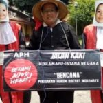 Masdi Warga Desa Tambak Indramayu Berjalan Kaki Ke Jakarta Berharap Bertemu Presiden Jokowi Minta Keadilan