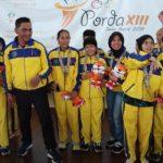 Sepak Takraw Kabupaten Indramayu Mendapatkan 1 Emas Dalam Laga di Porda Bogor