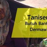 Tanisem, Nenek Tua Renta Hidup Sebatang Kara di Indramayu Butuh Bantuan Dermawan