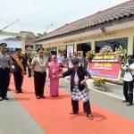 Yoris Maulana Yusuf Marzuki, S.Ik Resmi Menjabat Kapolres Indramayu