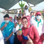 Prawita GENPPARI Eksplor Kawasan Wisata Pantai Karangsong Indramayu