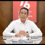 Kasetpres akan Serahkan Bantuan Beras dan Oksigen Konsentrator ke Sejumlah Provinsi