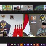 Kepala BNPB Pimpin Pertemuan Lanjutan Persiapan Indonesia sebagai Tuan Rumah Global Platform 2022