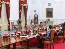 Presiden Jokowi Terima Komite Festival Film Indonesia