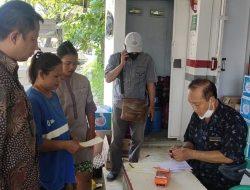Nursyamsu dari Setditjen PFM Kemensos RI Pantau Langsung Penyaluran KKS di Indramayu