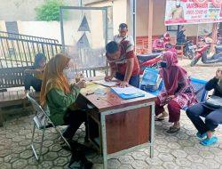 Nina Agustina Bupati Indramayu Beri Fasilitas Gratis Swab Antigen Bagi Calon ASN